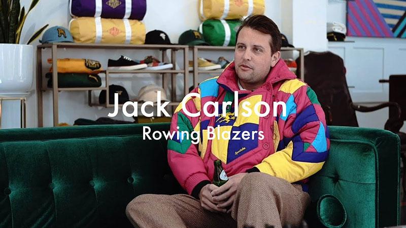 あなたにとってニューヨークとは? | Jack Carlson Rowing Blazers